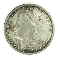 1899-P MORGAN SILVER DOLLAR  KEY DATE STUNNER US MINT COIN