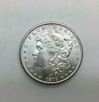 1879 S MORGAN DOLLAR  MINT STATE  GRADE COIN ORIGINAL CHOICE BU FROM ROLL W