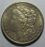 1889 S MORGAN SILVER DOLLAR WR1189