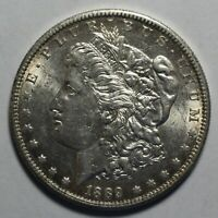 1889 S MORGAN SILVER DOLLAR WR977