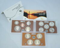 2015 UNITED STATES MINT PROOF COIN SET