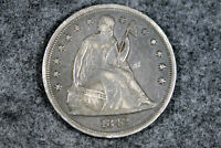 ESTATE  FIND 1842   LIBERTY SEATED  DOLLAR   D25446