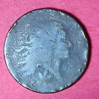 1793 FLOWING HAIR WREATH LARGE CENT   PENNY   AFFORDABLE CONDITION