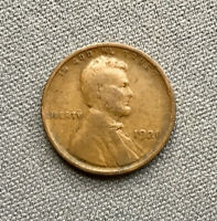 1921 P LINCOLN CENT - LC545