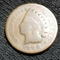 1888 INDIAN HEAD CENT   LOW BALL