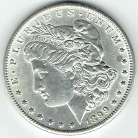 1899-O $1 MORGAN SILVER DOLLAR, GREAT FOR DATE SET, SLIDER, UNCIRCULATED