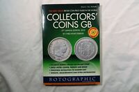COLLECTORS' COINS GB 37TH EDITION 2010 BY CHRIS HENRY PERKINS