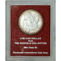 1897 MORGAN DOLLAR - REDFIELD COLLECTION