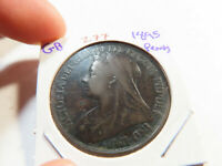 Z77 GREAT BRITAIN 1895 PENNY