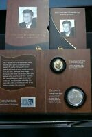 2015 JOHN F. KENNEDY COIN AND CHRONICLES SET W/REVERSE PROOF