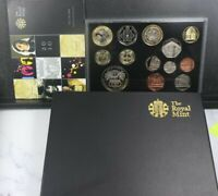 2010 UK UNITED KINGDOM ROYAL MINT PROOF COIN COLLECTION