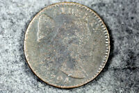 ESTATE FIND 1794 FLOWING HAIR LARGE CENT  D27067