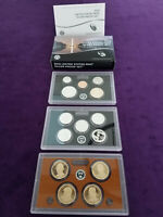 2015 US MINT SILVER PROOF SET   COMPLETE 14 COINS BOX AND CO