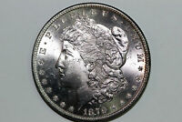 1879-S MORGAN 90 SILVER DOLLAR PURPLE TONED GRADES MINT STATE MDX4217