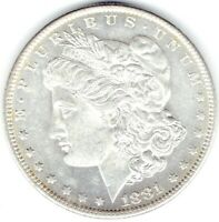 1881-O $1 MORGAN SILVER DOLLAR UNCIRCULATED WITH PROOFLIKE SURFACE