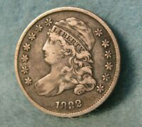 1832 CAPPED BUST SILVER DIME BETTER GRADE UNITED STATES COIN