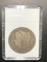 1893 O MORGAN SILVER DOLLAR  KEY DATE GOOD