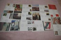 1 CENT PENNY FINDS LOT OF FDC FIRST DAY COVERS 1998 MYSTIC C