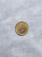 1907  INDIAN HEAD CENT SHARP COIN WITH GREAT DETAIL