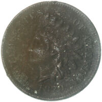 1870 INDIAN HEAD CENT FILLER PENNY ROUGH SURFACES FULL LIBERTY SEE PICS E530