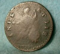 1788 VERMONT COPPER COLONIAL UNITED STATES COIN
