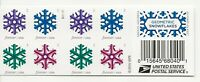 2015 FOREVER SNOWFLAKES BOOKLET OF 20 SCOTT 5034B MINT NH
