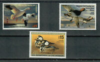 US SC RW70 RW71 AND RW72 MINT/VF/NH FEDERAL DUCK STAMPS FACE