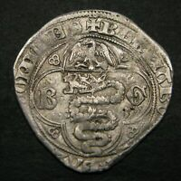 MILANO  ITALY  GROSSO ND 14TH CENTURY    SILVER   1466