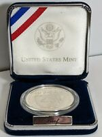 1997 P NATIONAL LAW ENFORCEMENT OFFICERS MEMORIAL SILVER DOL