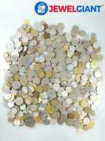 FOREIGN COINS SIZE COUNTRY & DENOMINATION VARY NO GOLD OR SI