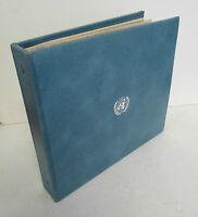 UNITED NATIONS COMMEMORATIVE FIRST DAY COVER COLLECTION 1976 1981 IN ALBUM