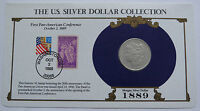 THE U.S. SILVER DOLLAR COLLECTION   1889 O AND 1890 O MORGAN SILVER DOLLAR