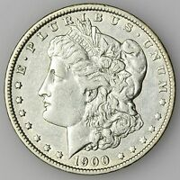 1900 O NEW ORLEANS MINT MORGAN DOLLAR LARGE SILVER COIN [1405.183]