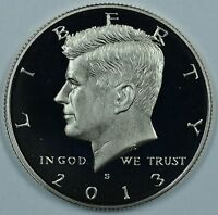 2013 S KENNEDY CLAD PROOF HALF DOLLAR    SEE STORE FOR DISCOUNTS RD02