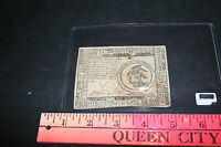 1776 PHILADELPHIA $3 AMERICAN REVOLUTION COLONIAL CURRENCY NOTE