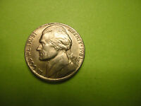 1981 JEFFERSON NICKEL    WE COMBINE SHIPPING