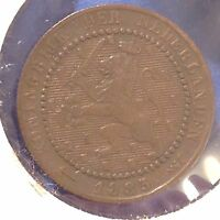 NETHERLANDS CENT 1883 KM107 [AUTO. COMBINED SHIPPING]22485