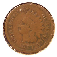 1883 1C INDIAN CENT AUTO. COMBINED SHIPPING]24119