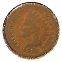 1883 1C INDIAN CENT AUTO. COMBINED SHIPPING]24095.