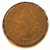 1883 1C INDIAN CENT AUTO. COMBINED SHIPPING]24098