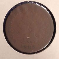 1883 1C INDIAN CENT [AUTO. COMBINED SHIPPING]19844