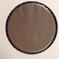 1883 1C INDIAN CENT [AUTO. COMBINED SHIPPING]19837