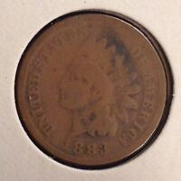 1883 1C INDIAN CENT [AUTO. COMBINED SHIPPING]19846