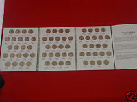 1962 TO 1995 COMPLETE JEFFERSON NICKEL SET 66 COINS 1