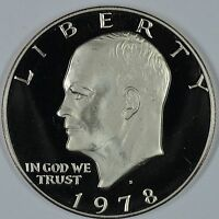 1978 S EISENHOWER PROOF DOLLAR           SEE STORE FOR DISCOUNTS GR15