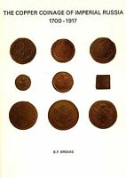 COPPER COINAGE OF IMPERIAL RUSSIA 1700 1917