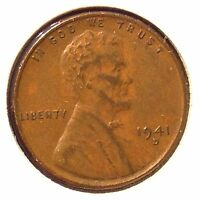 1941 D 1C LINCOLN CENT AUTO. COMBINED SHIPPING]19532