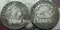 1800 DRAPED BUST ONE DOLLAR US COINS