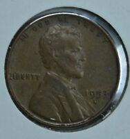 1953 D LINCOLN WHEAT CIRCULATED PENNY SEE STORE FOR DISCOUNTS  RD35