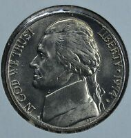 1974 D JEFFERSON UNCIRCULATED NICKEL  SEE STORE FOR DISCOUNTS